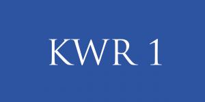 kwr 1-01